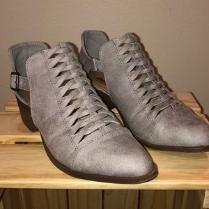 Bootie Style Shoes